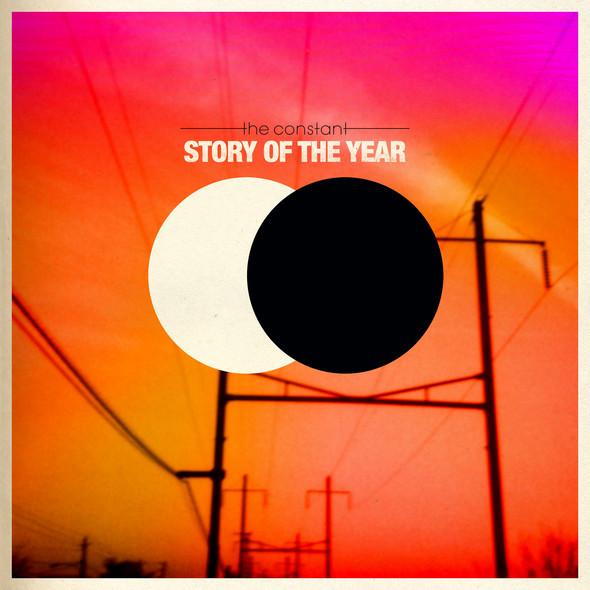 Новый альбом The Constant от Story Of The Year. Изображение № 2.