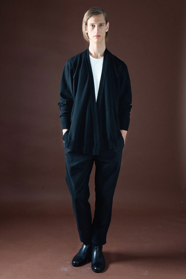 Лукбук: Christophe Lemaire 2012 Fall/Winter. Изображение № 3.