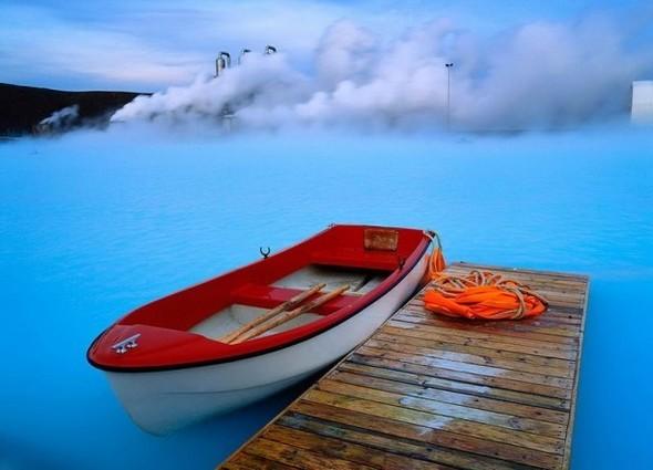 Белые воды Голубой Лагуны. Изображение № 1.