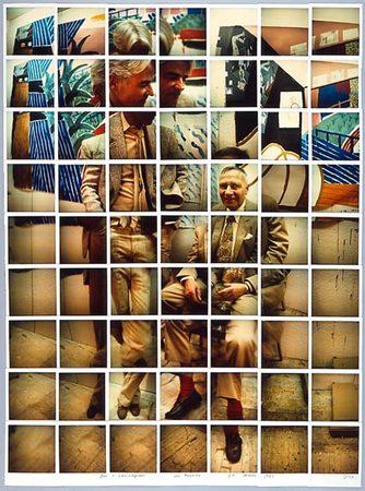 David hockney – Photographic collages. Изображение № 7.