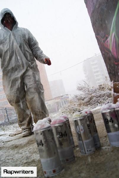 Интервью с граффити райтерами: Антон Baso. Изображение № 18.