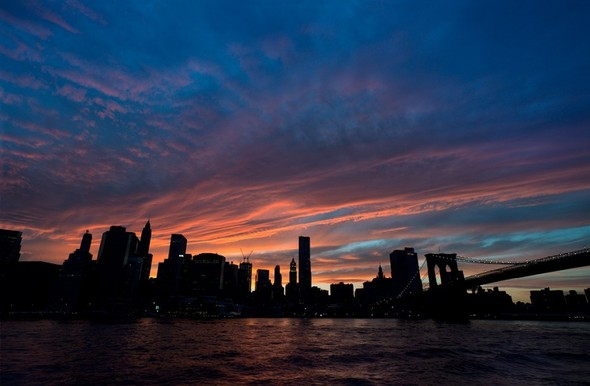 Взгляд на Нью-Йорк от фотографа Joseph O. Holmes. Изображение № 22.