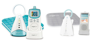 Высокотехнологичные Радио и видеоняни Angelcare. Изображение № 1.