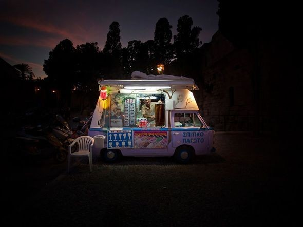 Ice Cream Vendor, Greece. Изображение № 19.
