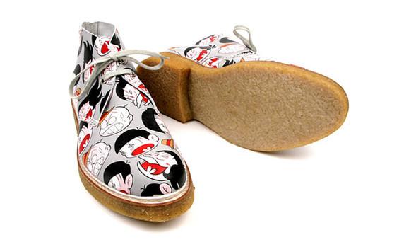 Молодежная обувь