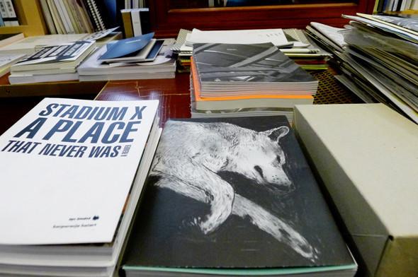 Алексис Завьялов, директор Motto Berlin, о независимых издательствах и любимых зинах. Изображение №17.