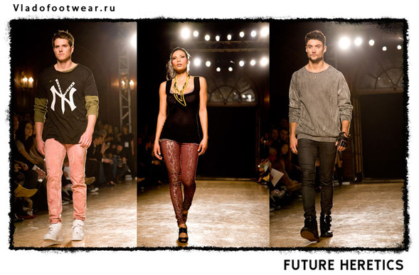 Vladofootwear & Future Heretics Показ 2009. Изображение № 3.