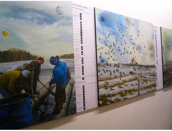 """Выставка в деталях: Молодые художники на """"Сегодня/Завтра"""". Изображение № 5."""