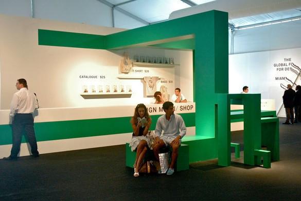 Шесть масштабных проектов Design Miami и Art Basel Miami Beach 2010. Изображение № 5.