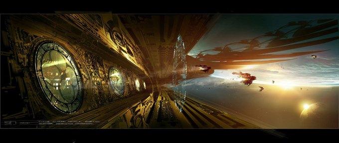 Художник «Восхождения Юпитер» выложил концепты к фильму. Изображение № 34.