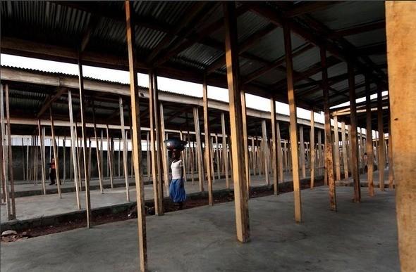 Изображение 2. Рыночные девушки из Ганы.. Изображение № 2.