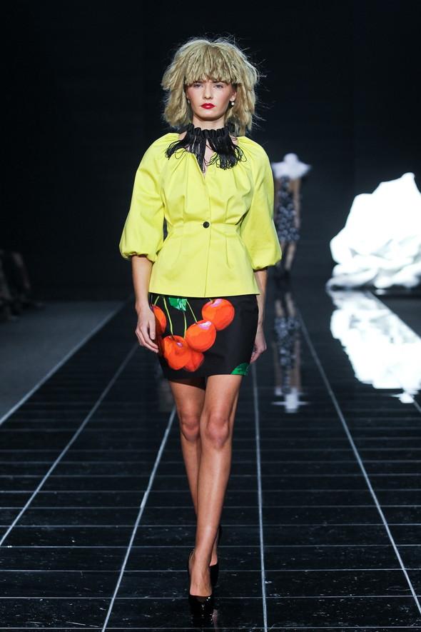 Наташа Дригант, Кира Пластинина, Сергей Сысоев, Gabi Lauton: весна-лето 2011 на Volvo Fashion Week. Изображение № 21.