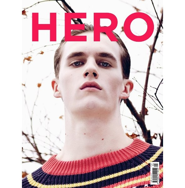 Новые обложки: Hero, Glamcult и другие. Изображение № 6.
