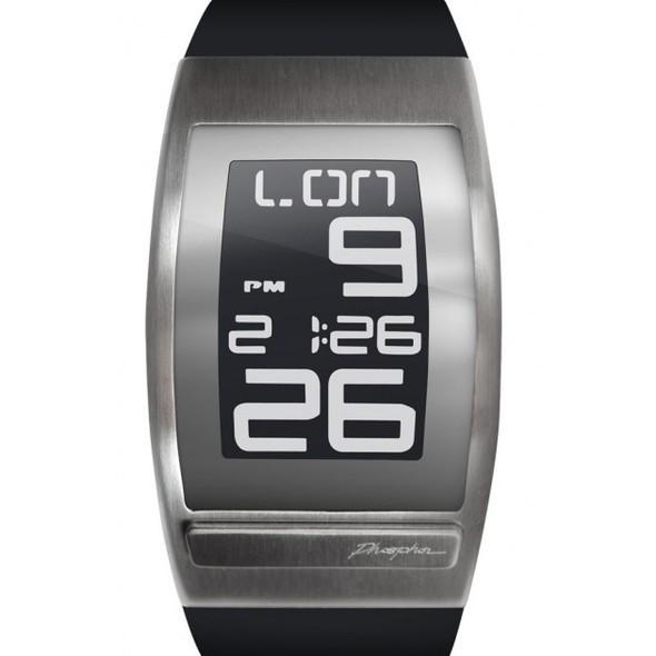 Изображение 32. Часы Phosphor WORLD TIME с дисплеем из электронной бумаги.. Изображение № 31.