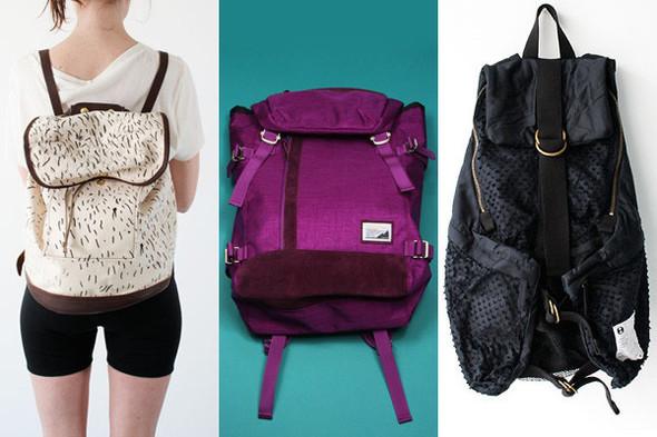 Дорожное настроение: рюкзаки летом 2009-го. Изображение № 8.