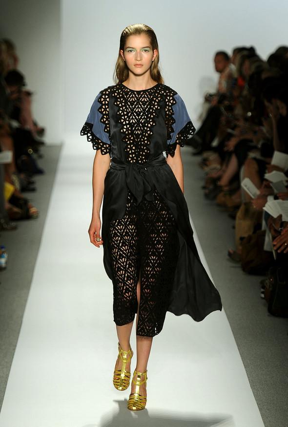 New York Fashion Week Spring 2012: День второй. Изображение № 50.