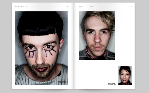 Sgustok Magazine Issue 003. Изображение № 6.