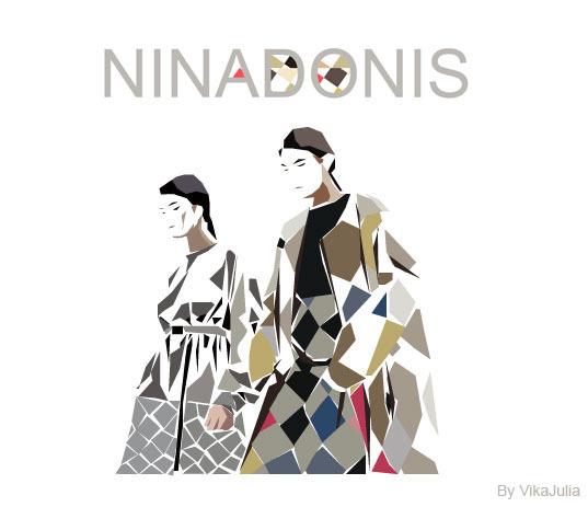 NINA DONIS . Иллюстрации. . Изображение № 4.