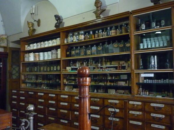 Музей-аптека, здесь тоже имеется очень уютный двор. . Изображение № 6.