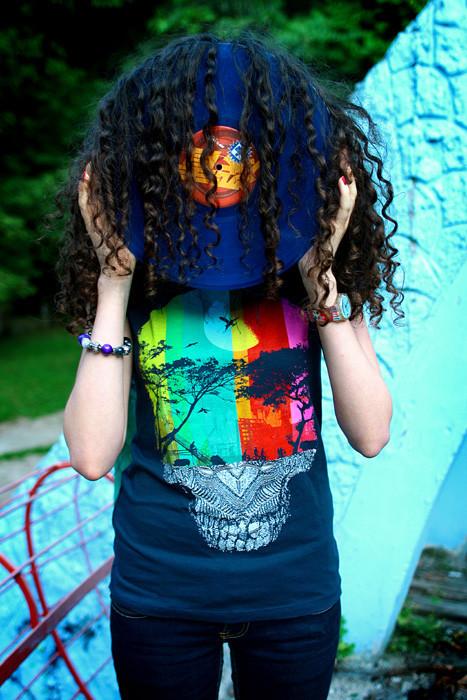 SHUTTLE – Интернет-магазин космических футболок. Изображение № 10.