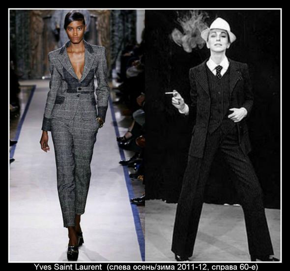Модные традиции или где черпают свое вдохновение дизайнеры?. Изображение № 1.