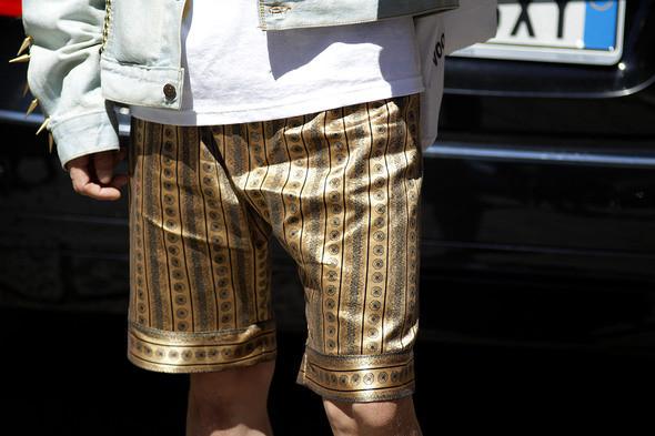 Изображение 19. Milan Fashion Week в деталях: день 2.. Изображение № 18.