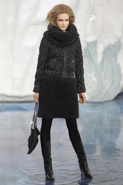 Ледяное шоу от Chanel. Изображение № 9.