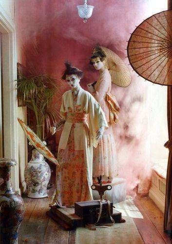 Съёмка: Тим Уокер для итальянского Vogue. Изображение № 3.
