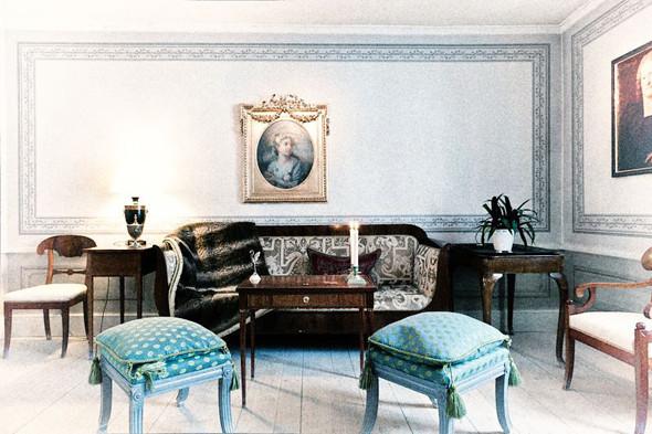 Комната отдыха в отеле Wreta. Изображение № 38.
