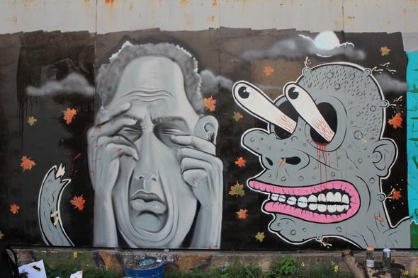 Граффити от 007. Изображение № 4.