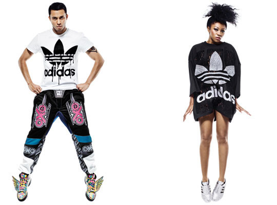 Adidas Originals by Jeremy Scott 2010. Изображение № 1.