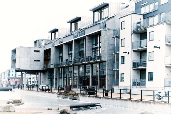 Район Bo01 в Мальмё. Изображение №57.