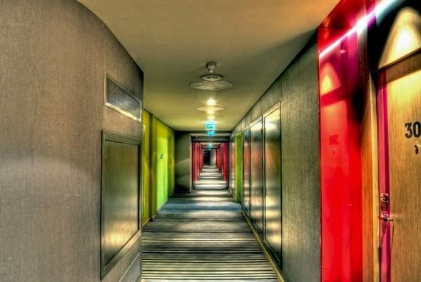 Первый отель дома модMissoni. Изображение № 1.