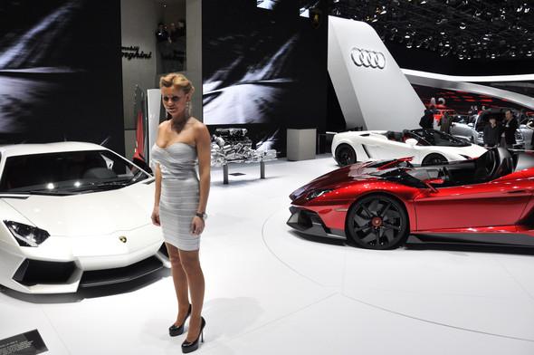 Natalia Freidina at 82nd Geneva International Motor Show. Изображение № 19.