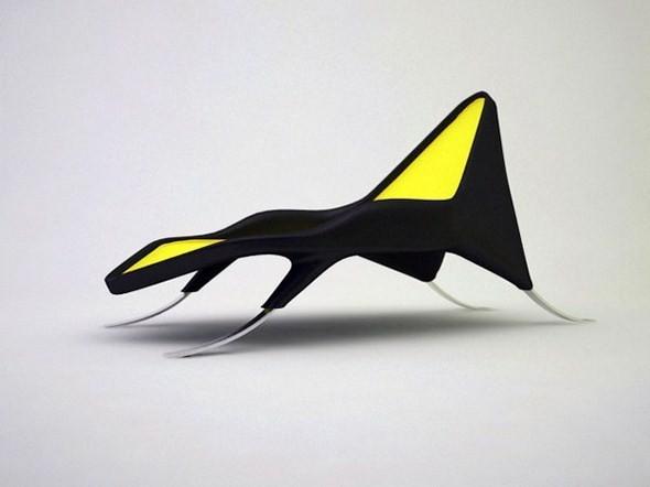 Шезлонг-амфибия от испанского дизайнера. Изображение № 3.