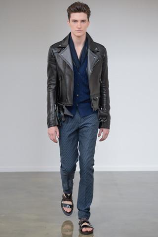 Неделя мужской моды в Милане: День 2. Изображение № 5.