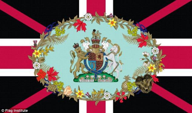 Financial Times предложила свою версию флага Великобритании. Изображение № 2.