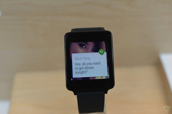 LG G Watch. Изображение № 5.