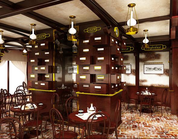 Красивые рестораны. Изображение № 12.