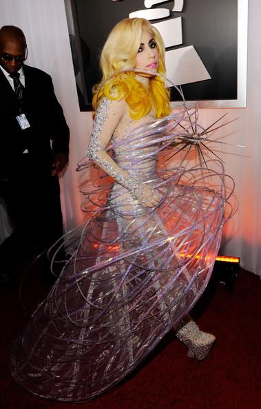 Очередные метаморфозы Lady Gaga. Изображение № 2.