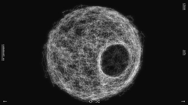 Ссылка дня: исследуйте 44эксперимента попрограммированию. Изображение № 1.