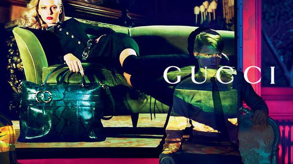 Изображение 7. Превью кампаний: Gucci, DKNY и другие.. Изображение № 3.
