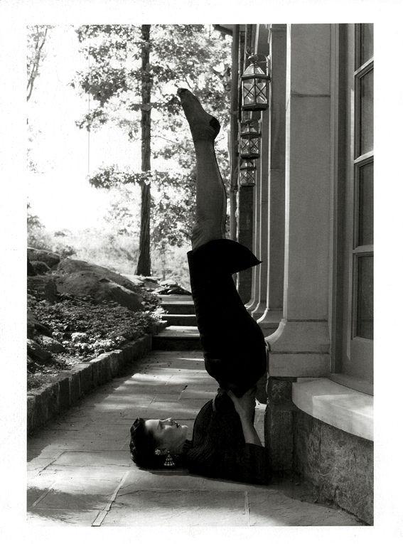 Съёмка: Стелла Теннант в объективе Стивена Майзела. Изображение № 2.