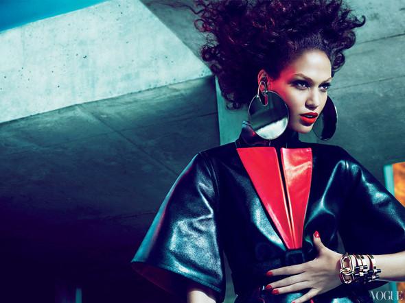 Новые съемки: Vogue, 25 Magazine, Exit. Изображение № 41.