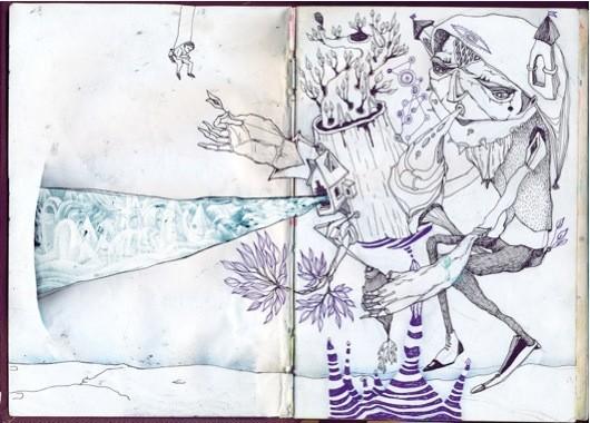 Стас Каневский: граффити во плоти. Изображение № 14.