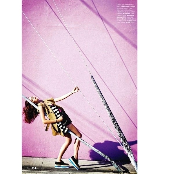 Изображение 31. Съемки: 10, Elle и Vogue.. Изображение № 30.