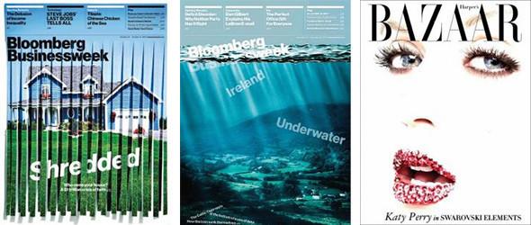 Лучшие обложки журналов в 2010 году. Изображение № 8.
