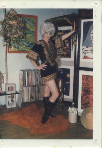 Изображение 40. Стриптиз,Polaroid и60-е годы.. Изображение № 41.