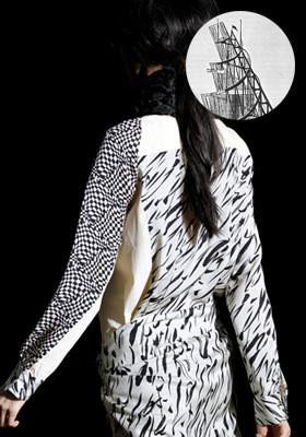 Цветной: 35 принтов из коллекций FW 2011. Изображение № 20.