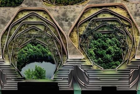 Мечты о другой жизни: Архитектура на грани реальности. Изображение № 28.